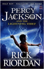 Book Percy Jackson and the Lightning Thief