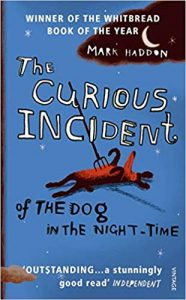 The Curious Incident of the Dog in the Night-Time- Mark Haddon