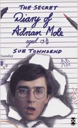 The Secret Diary of Adrian Mole Aged 13 3:4- Sue Townsend