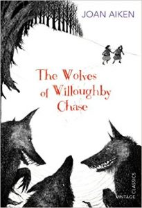 The Wolves of Willoughby Place - Joan Aiken