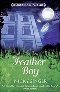 Feather Boy- Nicky Singer