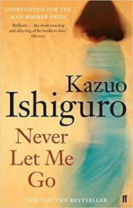 Never Let Me Go- Kazuo Ishiguro