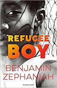 Refugee Boy- Benjamin Zephaniah