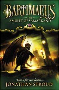 The Amulet of Samarkand- Jonathan Stroud