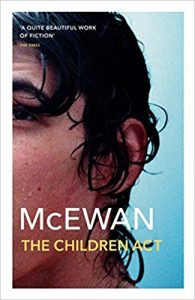 The Children Act- Ian McEwan