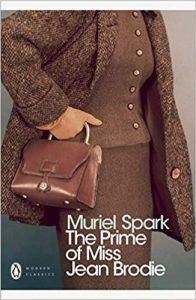 The Prime of Miss Jean Brodie- Muriel Spark