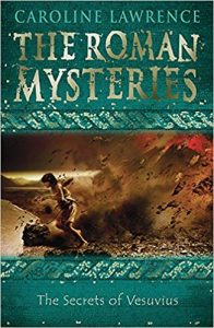 The Roman Mysteries- Caroline Lawrence