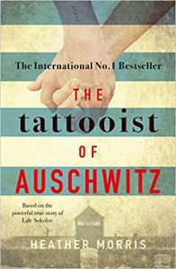 The Tattooist of Auschwitz- Heather Morris