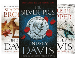 the falco series by lindsey davis